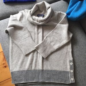 Patagonia lambswool sweater